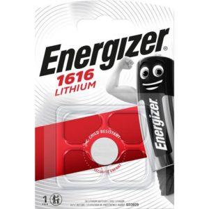 Batteri ENERGIZER Lithium CR1616