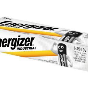 Batteri ENERGIZER Industri 9V (12)