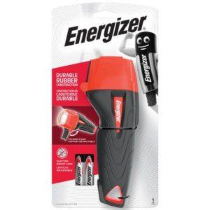 Lommelykt ENERGIZER impact gummi +2xAA