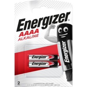 Batteri ENERGIZER Ultra+ AAAA/LR61 (2)