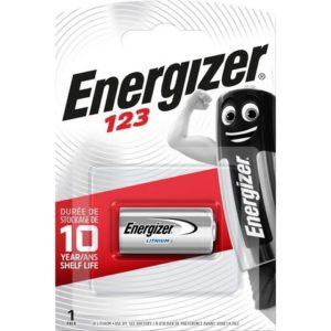 Batteri ENERGIZER Lithium 123