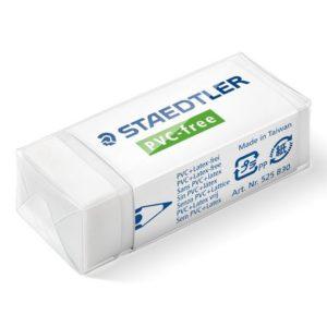 Viskelær STAEDTLER PVC fritt 45x19x13mm