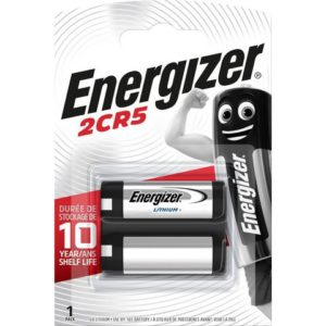 Batteri ENERGIZER Lithium Photo 2CR5