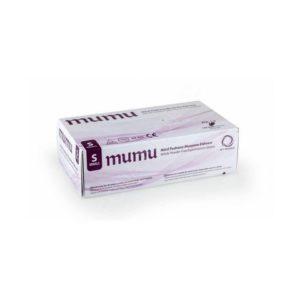Hanske MUMU nitril pud.fri S (100)