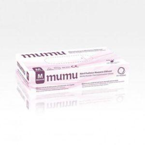 Hanske MUMU nitril pud.fri L (100)
