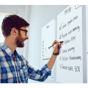Magic Chart LEGAMASTER 60x80 whiteboard