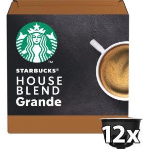 Kaffekapsel STARBUCKS House Blend (12)