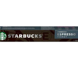 Kaffekapsel STARBUCKS Espresso Dark (10