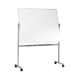 Whiteboard ESSELTE vendbar 120x200cm gr