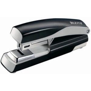 Stiftemaskin LEITZ 5505 FC 30 ark sort