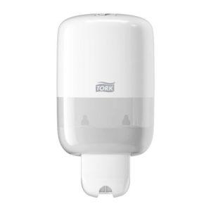 Dispenser TORK flytende såpe S2 hvit