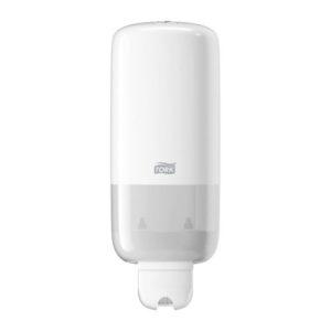 Dispenser TORK flytende såpe S1 hvit