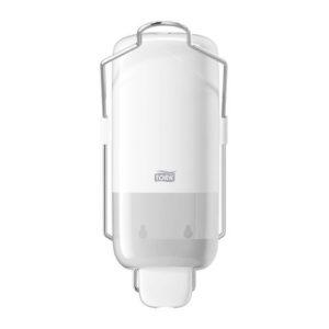 Dispenser TORK såpe m/bøyle S1 hvit
