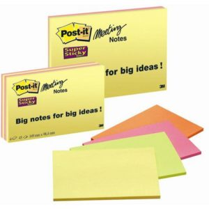 POST-IT SuperS 149x200mm Rio (4)