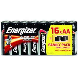 Batteri ENERGIZER Alka Power AA/LR6 (16