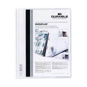 Hurtighefter DURAPLUS A4 spile innst hv