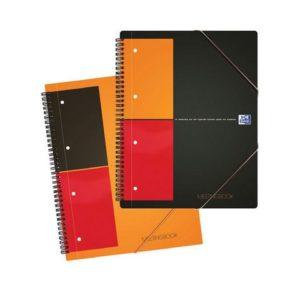 Notatbok OXFORD Int. Meetingbook A4 lin