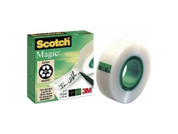 Tape SCOTCH Magic 810 19mmx33m
