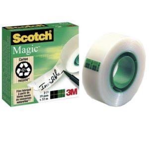 Tape SCOTCH Magic 810 12mmx33m