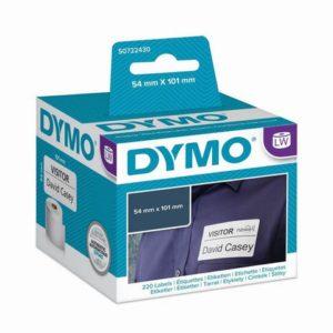 Etikett DYMO frakt 101x54mm (220)