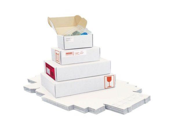 Posteske A5 220x157x100mm hvit (20)