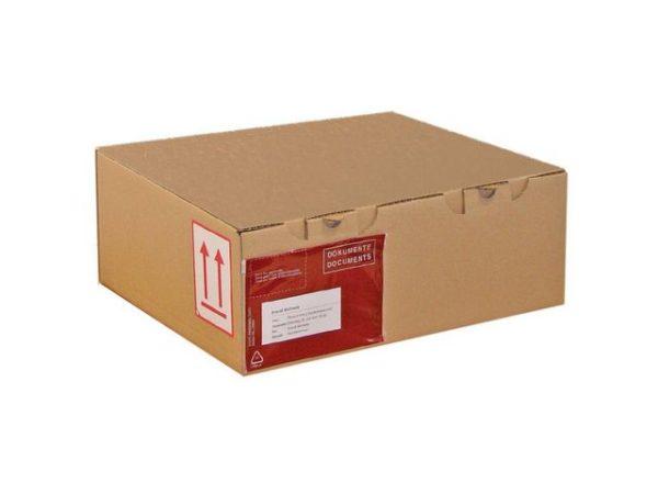 Posteske låseklaff 375x300x135mm br.(25