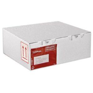 Posteske låsekl 250x150x100mm A5 hv(25)
