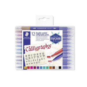 Kalligrafipenn STAEDTLER DUO (12)