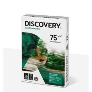 Kopipapir DISCOVERY A4 75g (500)